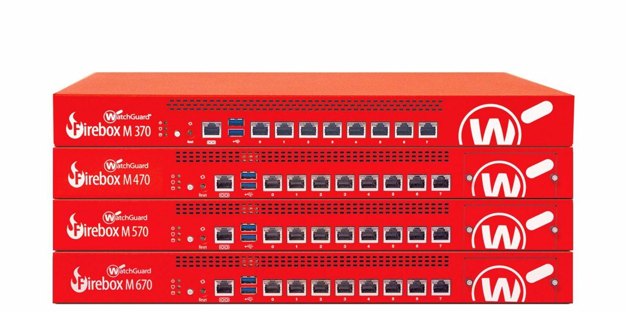 Watchguard-Appliances analysieren verschlüsselte Verbindungen schnell