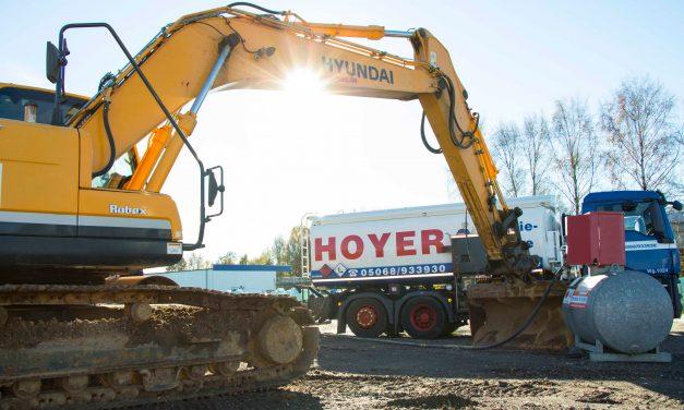 Hoyer Unternehmensgruppe entscheidet sich für oxaion