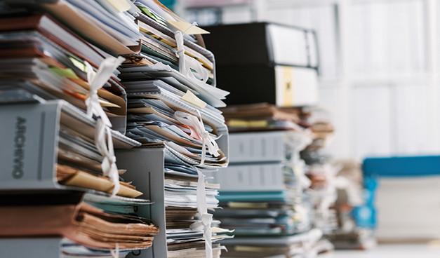 So digitalisieren Sie Dokumente richtig
