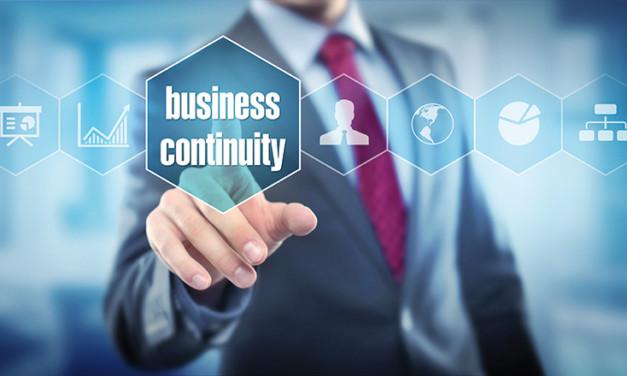 Konzentration auf das Business Continuity Management