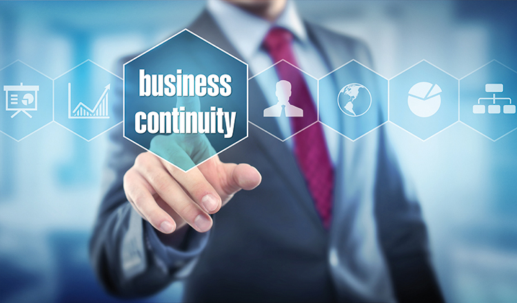 Konzentration auf das Business Continuity Management