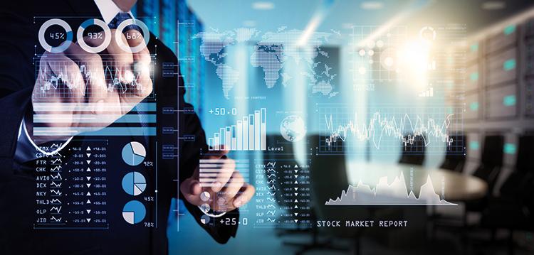 Finanzdatenstets im Blick