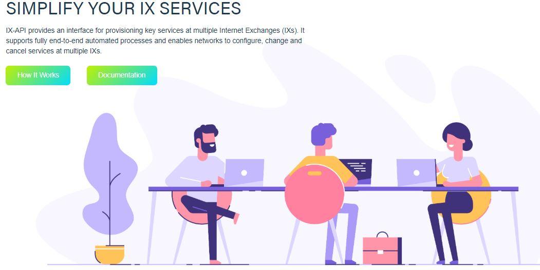 Internet-Exchange-Betreiber AMS-IX, DE-CIX und LINX entwickeln gemeinsame API