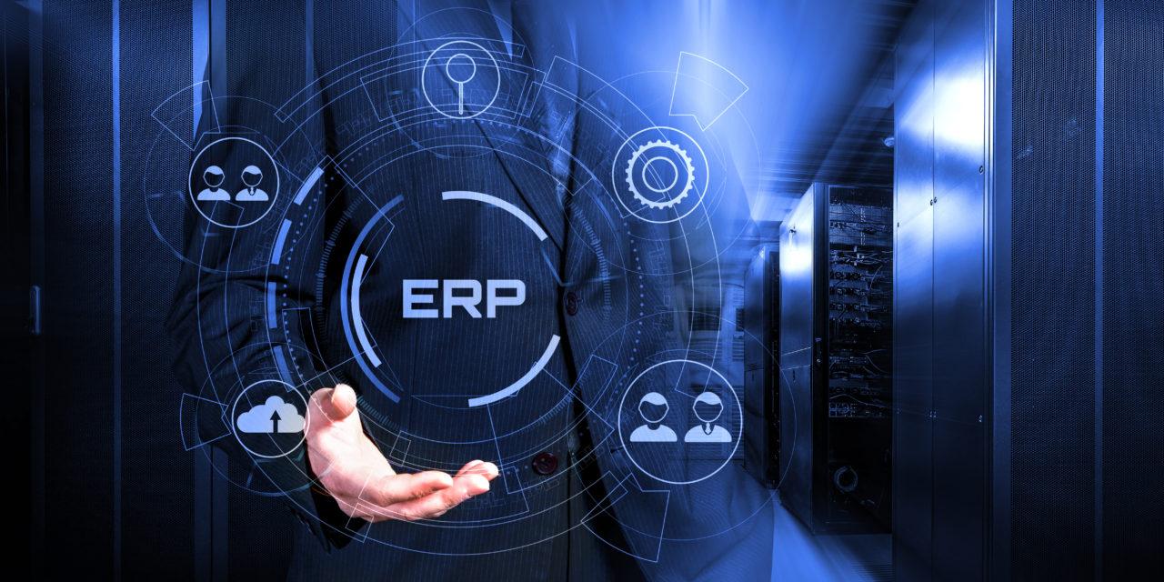 ERP-, SCM- und PPS-Lösungen