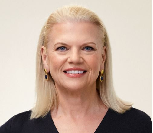 IBM-CEO Ginni Rometty übergibt an Arvind Krishna