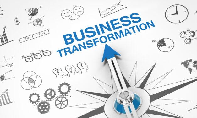 Business Transformation mit SAP S/4HANA