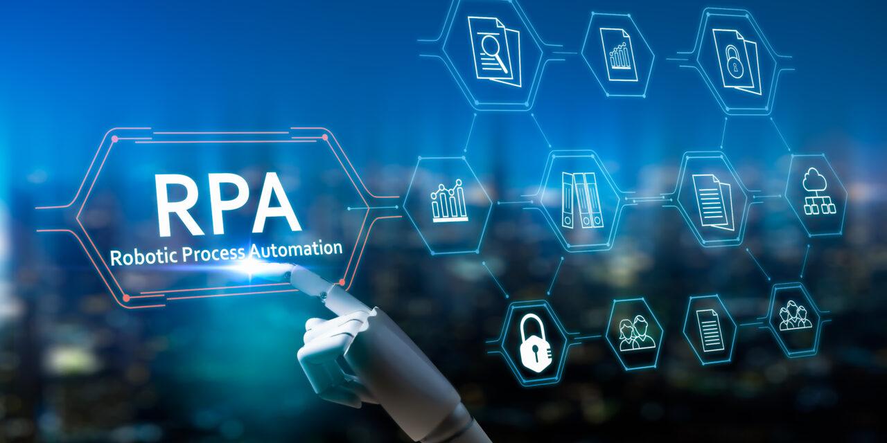 Big Data Analytics und Prozessautomatisierung sind die Trends