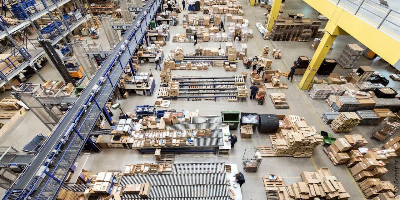 Elektrogroßhändler setzt auf ganzheitliches Logistikmanagement