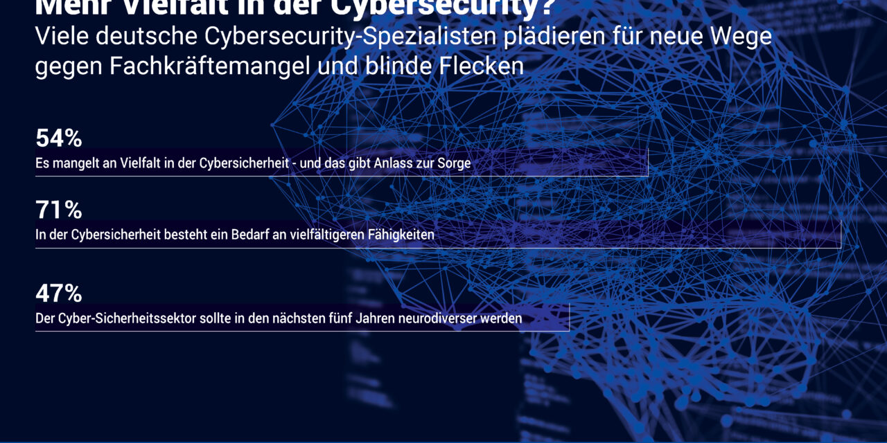 Sicherheitsspezialisten plädieren für Vielfalt und Neurodiversität