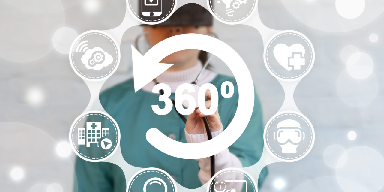 360-Grad-Perspektive auf Daten
