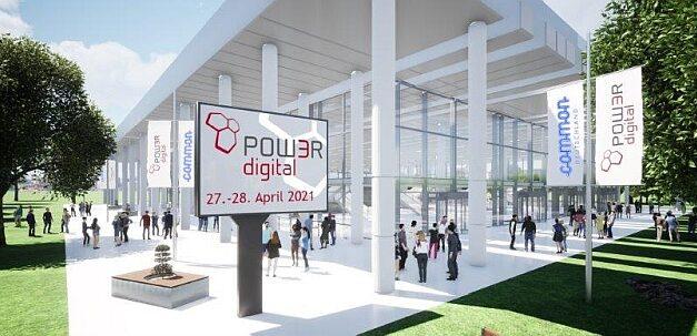 POW3R digital öffnet