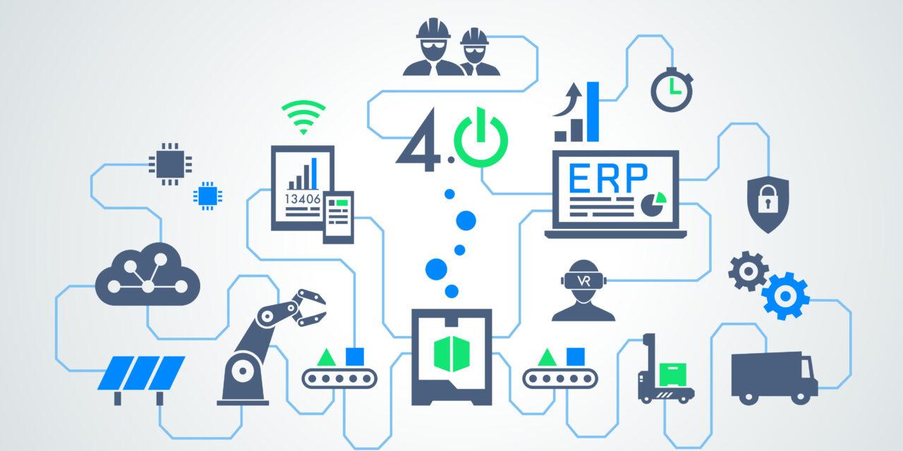 Ohne ERP-System keine vollständige Digitalisierung