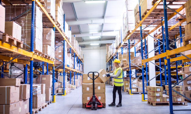 Logistik auf Erfolgskurs