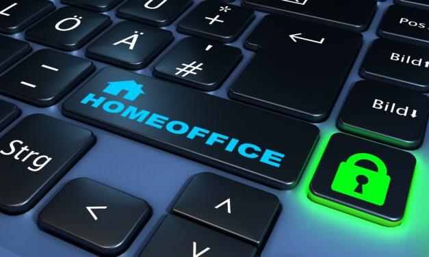 Homeoffice vergrößert Angriffsfläche für Cyber-Kriminelle