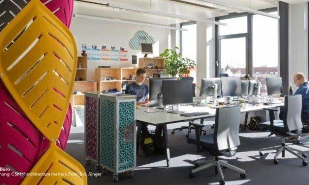 So kommen Unternehmen erfolgreich ins Office der Zukunft