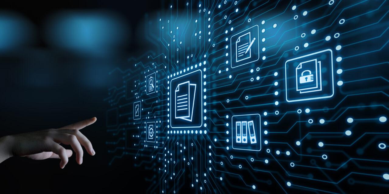 Durchgängiges Datenmanagement kombiniert mit virtuellen Modellen