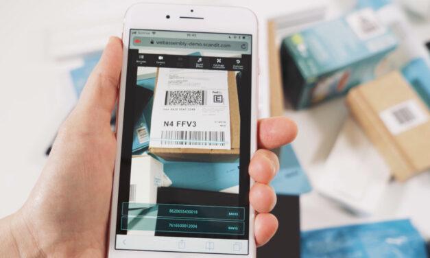 Bessere Einkaufserlebnisse mit webbasiertem Barcode-Scanning