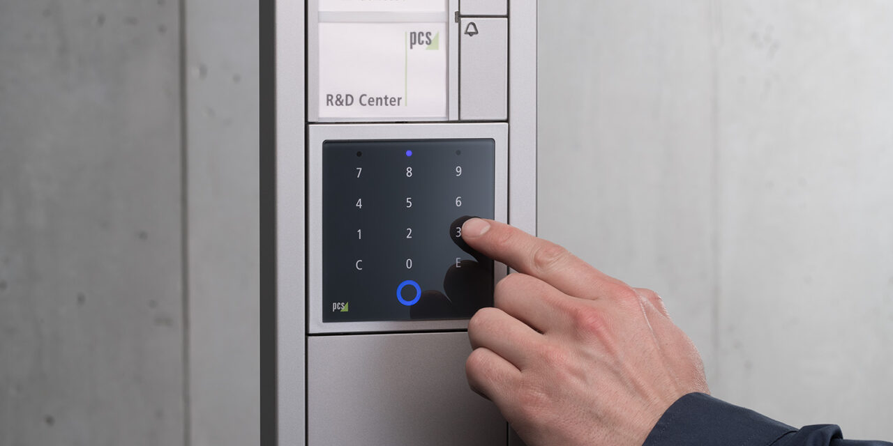 RFID öffnet die Pforten