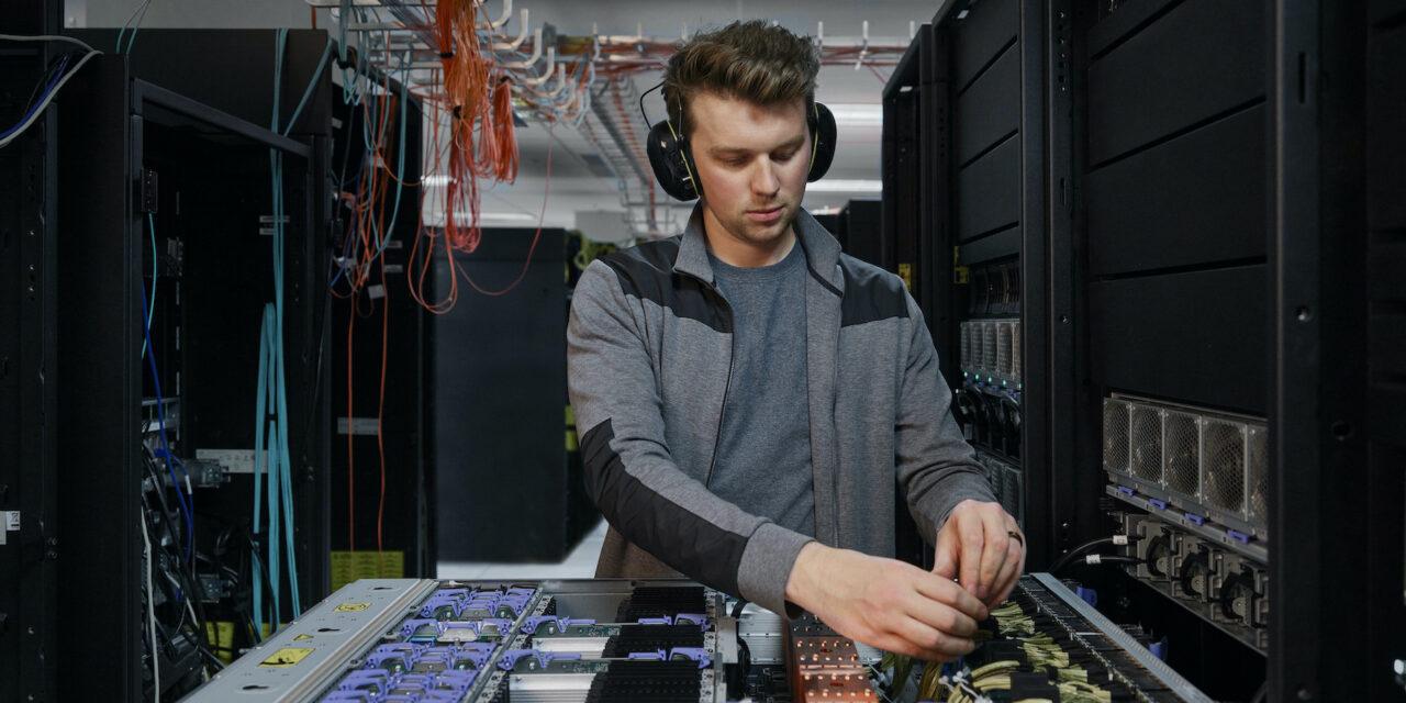 IBM kündigt den IBM Power E1080 Server an